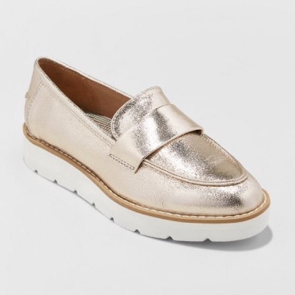 9196183ba7b a new day Shoes - NEW Rose Gold Women s A New Day Loafers.
